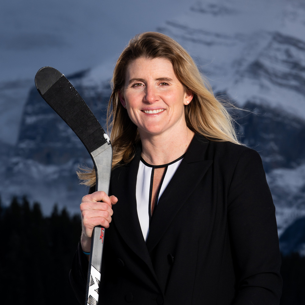 Hayley Wickenheiser - Stay at Home Gala 2020